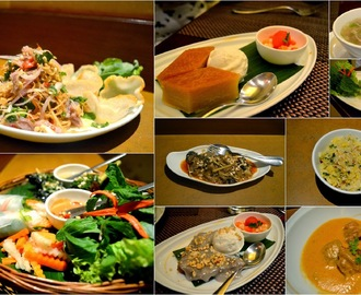 Vietnamese Food Festival at Benjarong, South City Mall (6th to 24th August, 2014)
