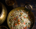 Bengali Style Fried Rice ( Ghee Bhat )