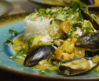 A Taste of Coastal India with Goan Fish Curry