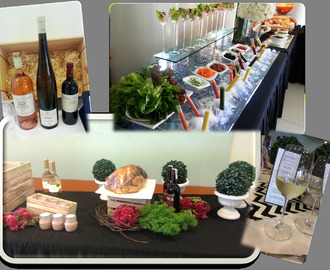 Connoisseur Catering: A Tasteful Experience