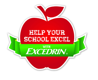 Excedrin Back To School Contest