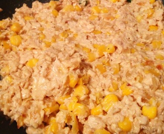 Chicken and Corn Filling