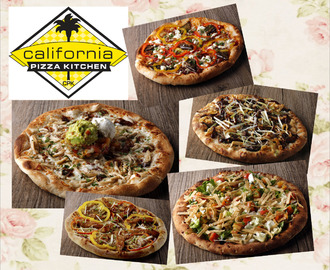 Vintage Pizzas Rule in California Pizza Kitchen