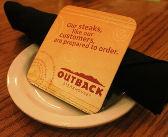 Be Blown-Away by Outback Steakhouse' Lunch Specials