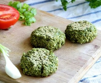 Superfood Burger Patties | vegan und glutenfrei