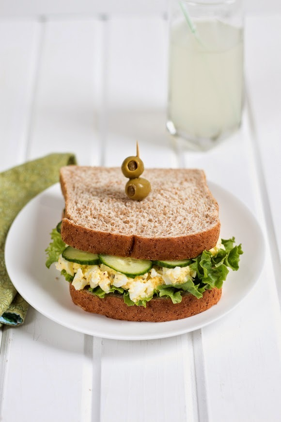 Egg Salad Sandwiches Recipe