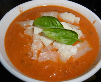 Madhouse recipe : Cream of tomato soup