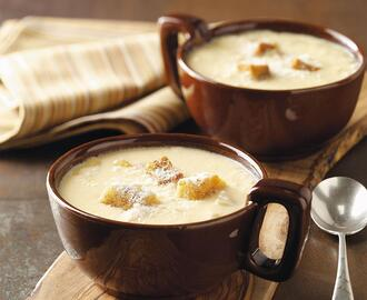 Onion Cheese Soup Recipe