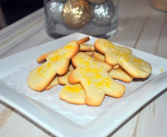 Christmas Series: Glittery Cookies
