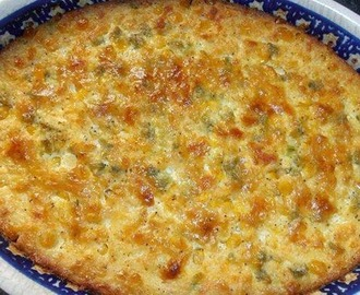 CORN CASSEROLE WITH BELL PEPPER
