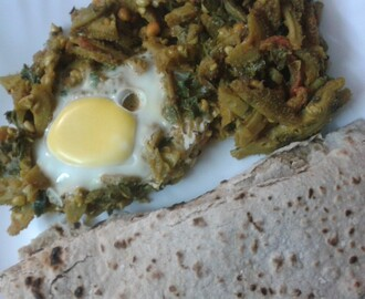 Kantola Per Eedu, The Parsi Way/Kantola with Eggs, The Parsi Way