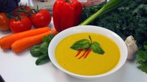 Winter Soups – Raw or Cooked – Your Choice