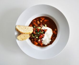 Vegetarisk chili