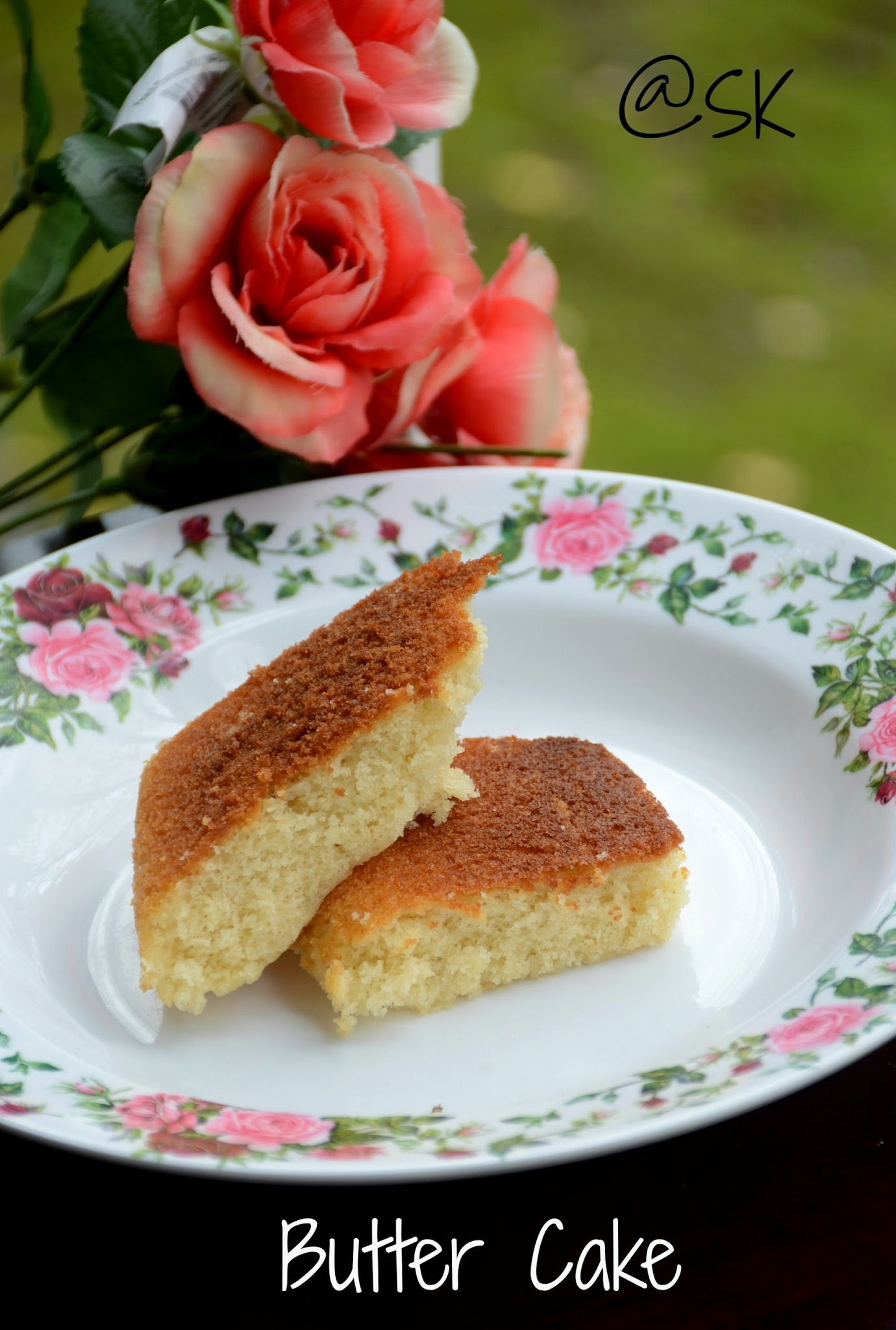 How to bake cake on a rice cooker - Butter cake - Step by step