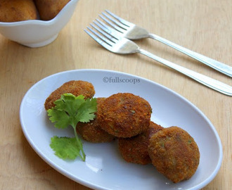 Aloo Tikki | Potato Cutlets