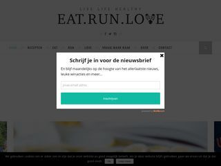 Eat Run Love