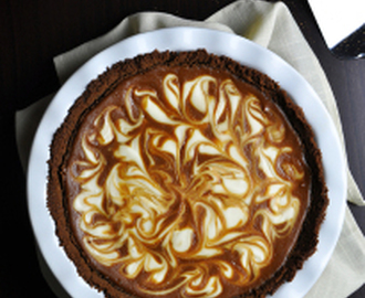 Marble Sweet Potato Pie