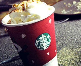 DIY Starbucks Gingerbread Latte