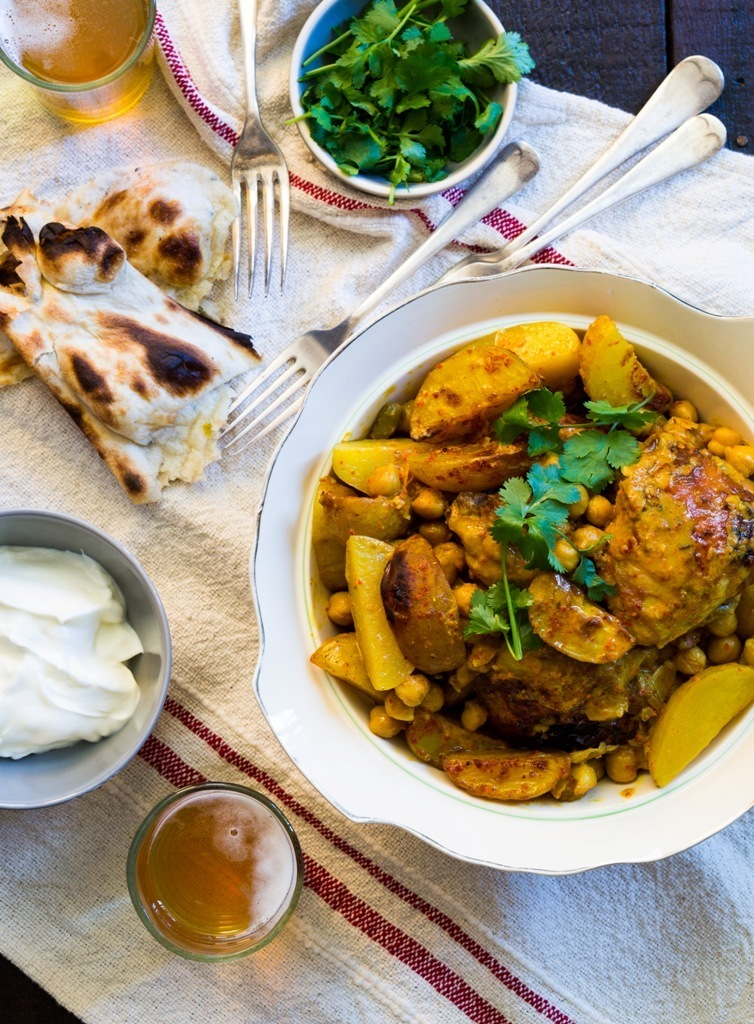heinstirred wrote a new post, Chicken and Chickpea Curry, on the site heinstirred