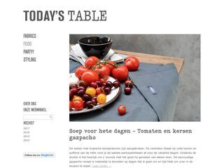 FOOD Archief - Today's Table