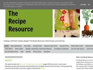 The Recipe Resource