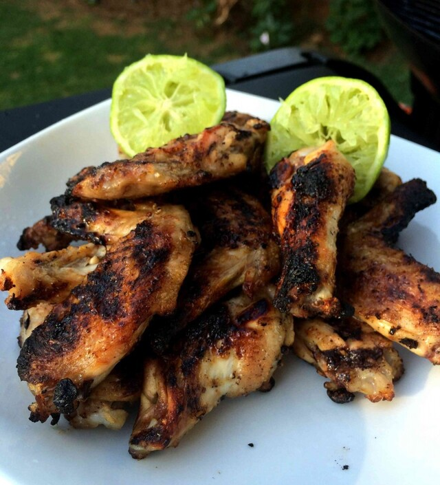 It's a braai Fiesta! Chilli and Lime Chicken Wings {Recipe}