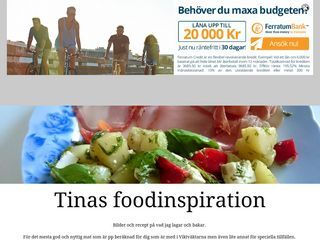 Tinas foodinspiration