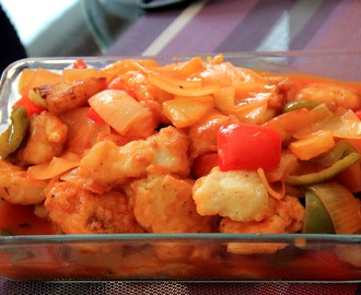 SAWCLicious Recipe: Sweet and Sour Fish