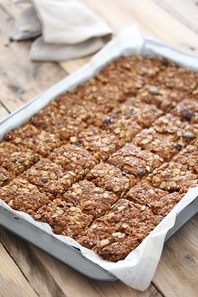 bitsofcarey wrote a new post, Cranberry, Seed & Oat Crunchies, on the site Bits of Carey