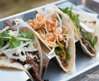 Taco Asylum's Menu Tours World with New Chef