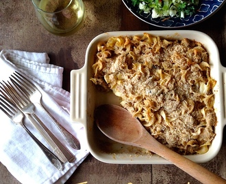 Tuna Casserole for Grownups