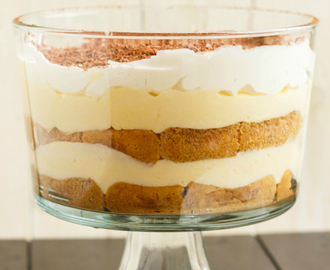 Ultimate Tiramisu Trifle