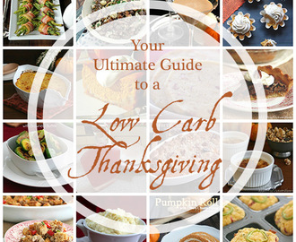 Best Low Carb Thanksgiving Recipes