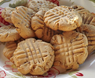 Reese's Peanut Butter Cookies!!!