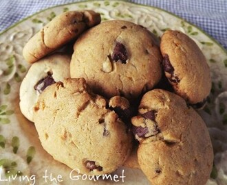 Chocolate Chip Walnut Cookies by Tammy