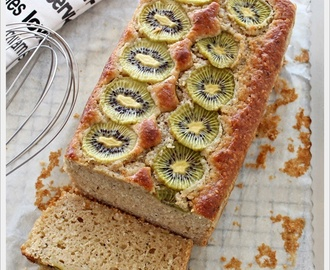 Kiwifruit and Banana Bread - Curtis Stone