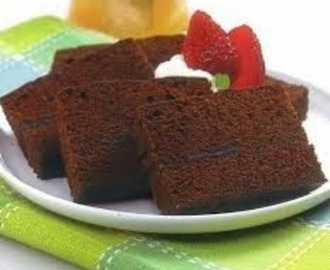 Resep Bolu Brownies Kukus