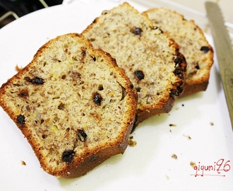 「Cooking Challenge」Chocochip Banana Bread