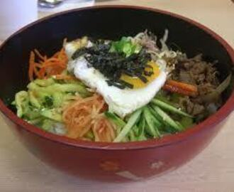 Korean Food Recipe: Bibimbap