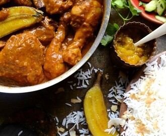 dianne wrote a new post, Cape Malay chicken curry, on the site bibbyskitchenat36.com
