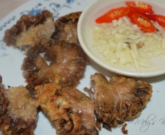 How to Make Chicharong Bulaklak