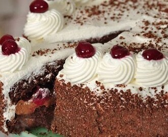 Christmas Cranberry Cake Recipe