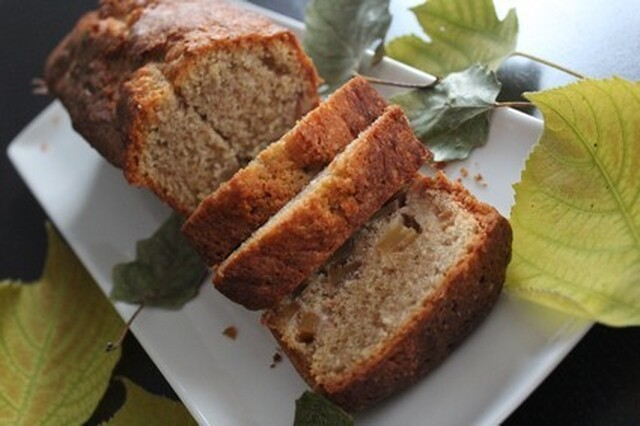 Cake Pomme - Cannelle