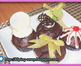 Resep Chocolate Cup Cakes