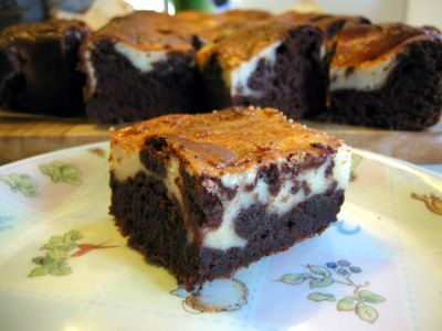 Marbled Brownies