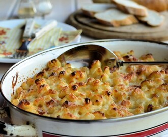 A Secret Recipe: Macaroni Cheese – Mac and Cheese with Bacon and Tomatoes
