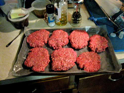 How to Make Perfect Burger Meat Patties