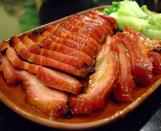 Honey-Glazed Pork Belly