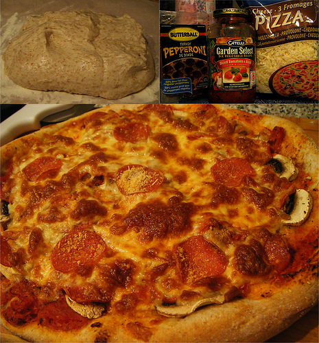 Making Pizza: From History to the Modern Era  #PizzaWorld