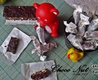 Choco Nut  Bar & Candy ( PR DA, April 2013 )